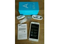 Samsung Galaxy A3 Boxed unused with all new accessories. Unlocked.
