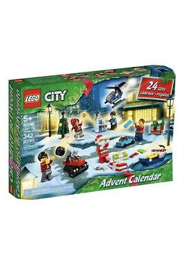 LEGO® City Advent Calendar 2020 Building Set 60268 Brand NEW