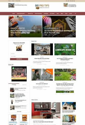 Custom Diy Turnkey Website Business With Domain Name Digital Product
