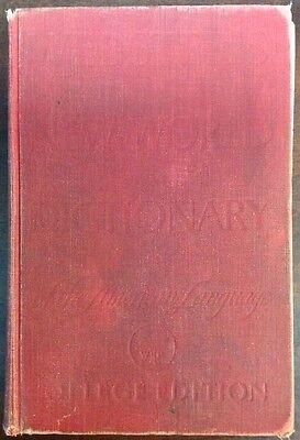 Webster New World Dictionary Of American Language 1960 Hardback Preownedbook Com