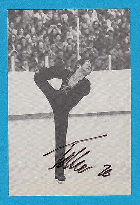 Toller Cranston (†) - Eiskunstlauf - # 15825