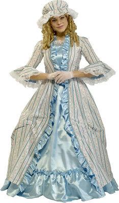 Damen Erwachsene Grand Heritage Martha Washington - Heritage Kostüme