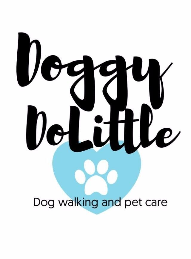 DoggyDolittle Dog walking. Dog walker.