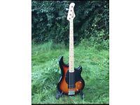 Bass Guitar Fernandes Great Value!!