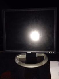 """Dell 1704FPT LCD monitor 17"""""""