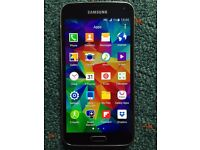 Samsung Galaxy S5 UNLOCKED (Electric Blue) 16GB in Perfect Working Condition