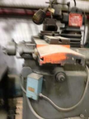 2 Cincinnati Tool Cutter Grinder 36 X 5 Table Tilt Head 360 Swivel Head Vis