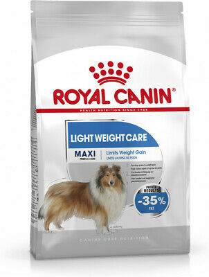 Royal Canin Maxi Light Weight Care Complete Dog Food For Large Breed Dogs 10kg