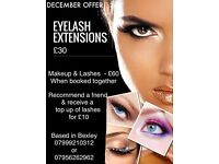 INDIVIDUAL EYELASH EXTENSIONS - ONLY £30
