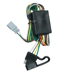 trailer wiring harness kit for 03-08 honda pilot 95-04 odyssey 03-04 element  (fits: honda)