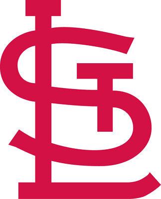 St Louis Cardinals STL logo 3