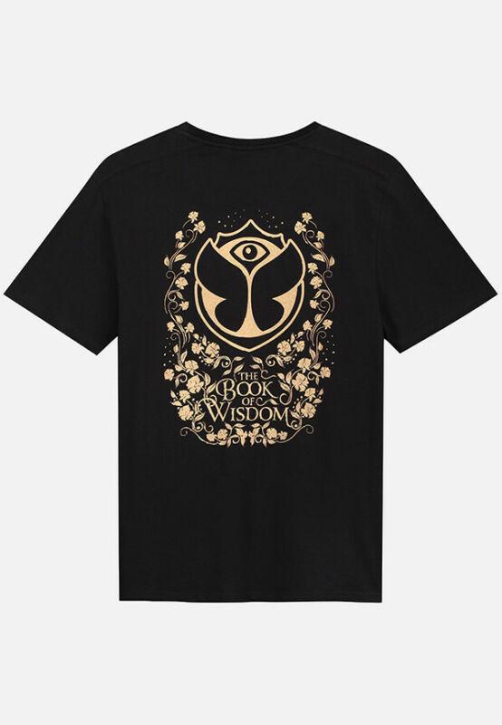 Tomorrowland 2019 Limited Edition Book of Wisdom T-shirt