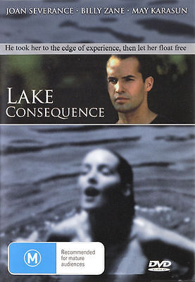DVD Lake Consequence (1993) - Joan Severance, Billy Zane, May Karasun