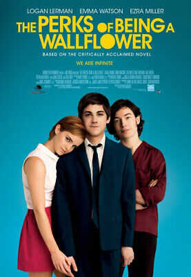 35mm PERKS OF BEING A WALLFLOWER FILM/MOVIE/PELLICOLA/FLAT/TRAILER/TEASER/BANDE (A Perks Of Being A Wallflower Trailer)