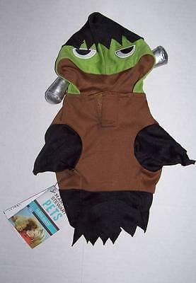 NWT Martha Stewart Pets Frankenstein Costume for Dogs Dog  Medium Halloween](Frankenstein Dog Halloween Costume)