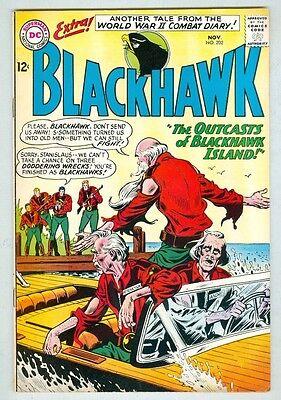 Blackhawk #202 November 1964 VG+