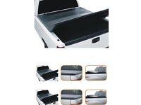 VW Amarok folding tonneau cover