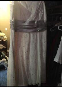 Le chateau short dress