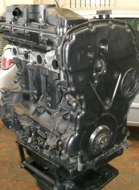 SUPPLIED & FITTED FORD TRANSIT 2.4 DIESEL recondition ENGINE