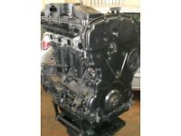 FORD TRANSIT 5 2.2cc engine rebuild
