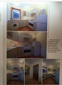 1 bedroom flat fully furnished