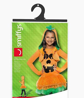 is Kostüm für Mädchen,Tutu-Kleid und Jacke mit Kapuze, Gr. S (Kinder-kürbis-kostüm)