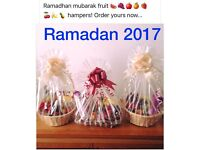 Ramadan fruit hamper