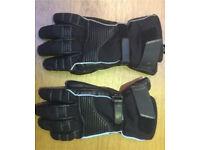 Hein Gericke Motorcycle winter gloves large
