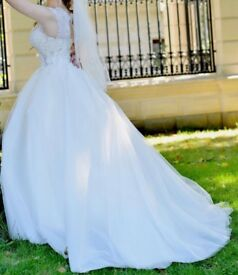 Exceptional Spain Wedding dress