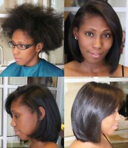 Blow outs / Blow dry & Flat iron services