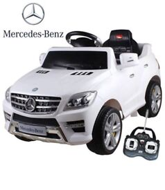 Mercedes ml battery operated jeep