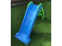 Little tike slide