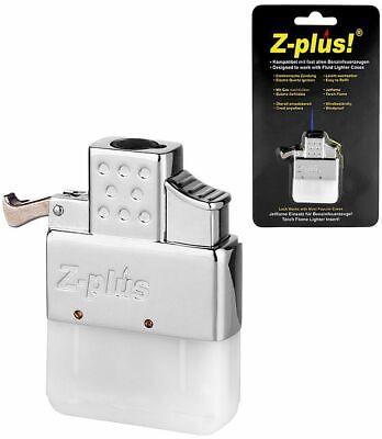 Z-Plus Gaseinsatz JET-FLAME für Benzinfeuerzeuge, Sturmfeuerzeug, Gasfeuerzeug