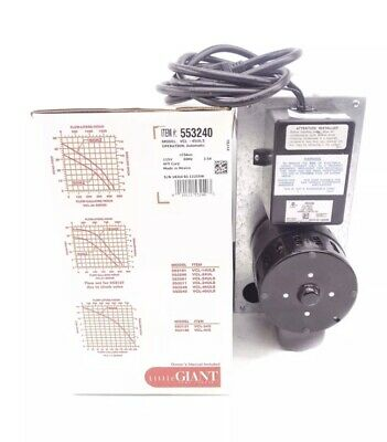 Little Giant Vcl-45uls Brand New