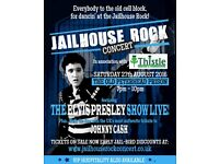 Jailhouse Rock Tickets x4
