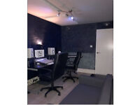 Music Recording Studios in North West London NW2 long term let Monthly / yearly Hire