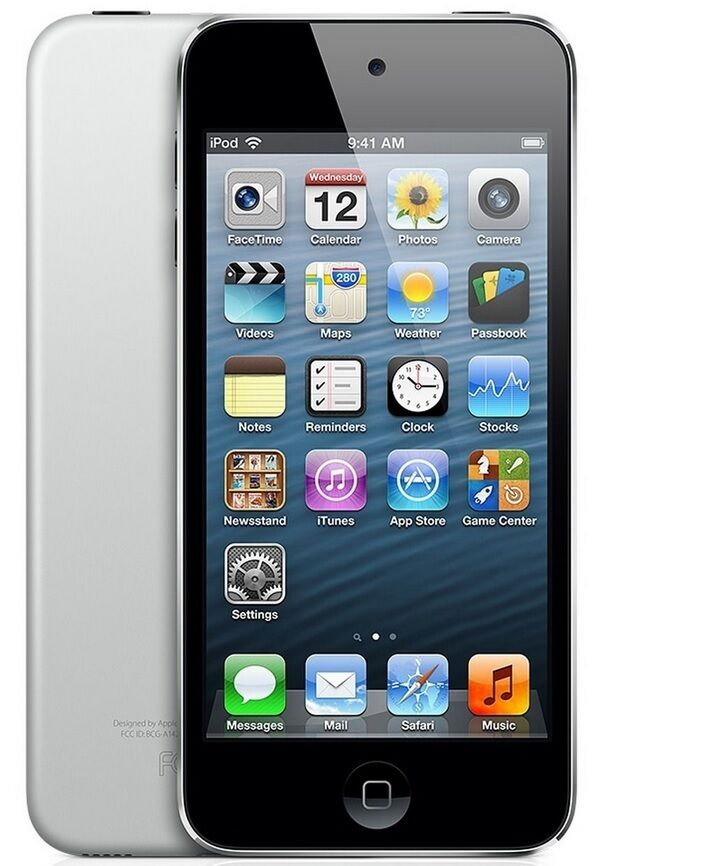 Details about Apple iPod Touch A1509 16GB 5th Generation Gen - Silver MP3  Player ME643LL/A