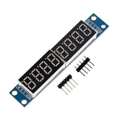 Max7219 8-digital Segment Digital Led Display Tube For Arduino 51avrstm32