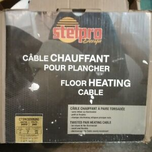 Stelpro Floor Heating Cable