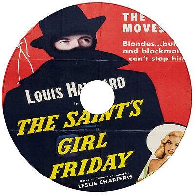 The Saints Return: Saints Girl Friday - Crime - Louis Hayward, Diana Dors - 1953