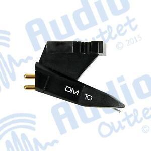 Ortofon OM 10 Cartridge – Great for Rega, Dual, Thorens & Project Turntables
