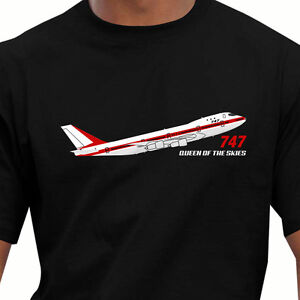 Aeroclassic boeing 747 prototype airliner inspired t shirt for How to make a prototype shirt