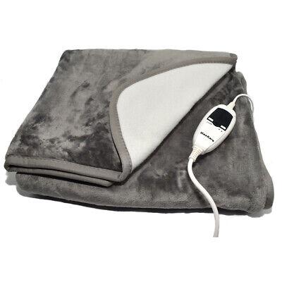 F07  TDK-150x80 Heizdecke Bett Abschaltautomatik Waschbar Flanell Wärmeunterbett