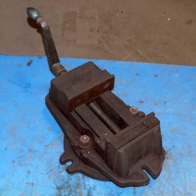 Palmgren 6.5 Open Machine Vise