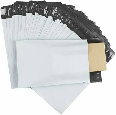 100 6×9 Poly Mailers Shipping Envelopes Self Sealing Plastic Bags 2 Mil Business & Industrial