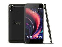 "Unlocked HTC Desire 10 Pro D10i Stone Black 5.5"" IPS LCD Android Mobile Phone 64GB 4GB RAM"