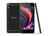 "Unlocked HTC Desire 10 Pro D10i Stone Black 5.5"" IPS LCD Android Mobile Phone 64GB 4GB RAM"