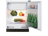 CDA FW253 | 60cm Integrated Built-under Counter Fridge with icebox
