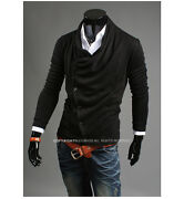 Mens Fitted Sweater