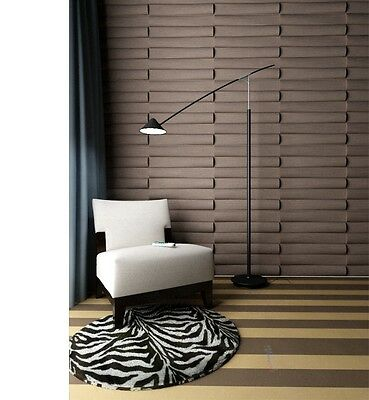 natural bamboo 3d wall panel decorative wall ceiling tiles cladding wallpaper ebay. Black Bedroom Furniture Sets. Home Design Ideas